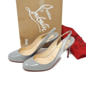 100% Auth Christian Louboutin High Heel Shoes